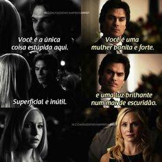 Vampire Diaries Outfits, Vampire Diaries The Originals, Delena, Klaus Tvd, The Vampires Diaries, The Mikaelsons, Vampire Daries, Vampire Academy, Damon Salvatore