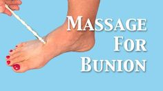 This quick video will show you how to massage to decrease Bunion size. A massage to decrease Bunion size can decrease and size can also help reduce Bunion pa... www.youtube.com/