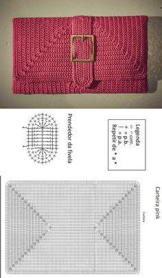 Crochet backpack pattern inspiration crochet bag from t shir yarn salvabrani – Artofit Crochet Backpack Pattern, Crochet Clutch Bags, Crochet Purse Patterns, Crochet Basket Pattern, Crochet Handbags, Crochet Purses, Crochet Stitches, Crochet Wallet, Crochet Diy