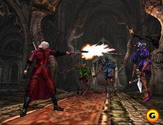 デビル メイ クライ [PS2]/剣戟あり銃撃ありのスタイリッシュアクション。「スタイリッシュ」という形容詞が付くゲームは今でこそよく見かけますが、元祖はやっぱり偉大。