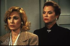Louise Fletcher and Victoria Tennant in Flowers in the Attic (1987)