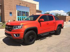 2016 Chevrolet Colorado Z71 Trailboss Duramax