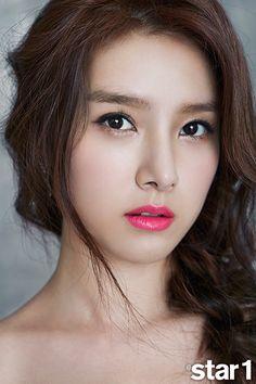 Kim so eun star1 magazine march issue 15