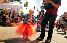 Every little girl needs a tutu and jeans jacket combo!