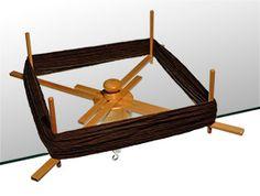Lacis Fixed Peg Table Swift