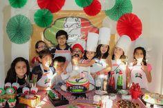 Pizza Birthday Party Ideas | Photo 1 of 50