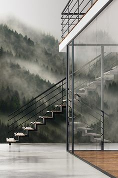 Forest a Office Wall 2019 kategóriában Office Walls, Stairs, House, Collection, Design, Home Decor, Stairway, Decoration Home, Home
