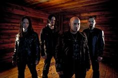 Disturbed heavy metal band that rocks