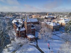 University Of Nh >> Winter At Unh