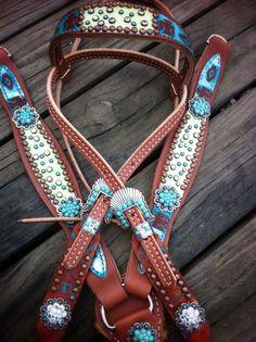 Cowboy Junkie tack set