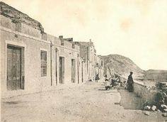 Playa del Postiguet y Raval Roig Inicios de 1900 Alicante, Louvre, Building, Painting, Travel, Beach, Fotografia, Viajes, Buildings