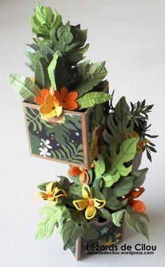 BACS FLORAL COMPOSITIONS Botanical Blooms