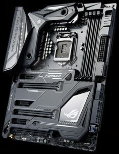 Maximus VIII Formula is the best Z170 gaming motherboard for superior cooling, quiet operation and perfect color-matched PC builds!