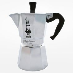 Today's  theme is kitchenware... There are three fonts on the Bialetti coffee pot http://designmuseumshop.com/collections/vendors?q=Alfonso%20Bialetti  via @Design_Mus_Shop