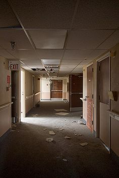 Abandoned Nursing Home