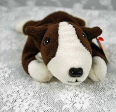 Beanie Baby Collectible Bruno the Dog No Feeding by annswhimsey f118d15b0a3