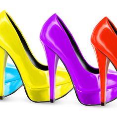 #colorful #heels #ootd #heels #pumps #inspiration