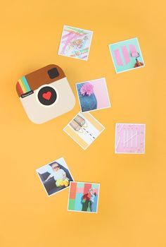 Cool Gifts to Make For Mom - DIY Instagram in a Box - DIY Gift Ideas and Christmas Presents for Your Mother, Mother-In-Law, Grandma, Stepmom - Creative , Holiday Crafts and Cheap DIY Gifts for The Holidays - Thoughtful Homemade Spa Day Gifts, Creative Wall Art, Special Ideas for Her - Easy Xmas Gifts to Make With Step by Step Tutorials and Instructions http://diyjoy.com/cheap-holiday-gift-ideas-to-make