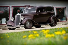 1934 Ford Tudor - Collin Sprau