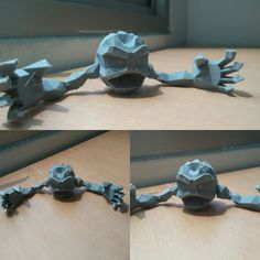 Something we liked from Instagram! Geodude 3d printing contact us 081310550999 #fomu #3dprinting #3dprint #3dprinter #3d model #jakarta #indonesia #architecture #parametric  #building #arsitek #arsitekttur #pokemon by fomu3d check us out: http://bit.ly/1KyLetq