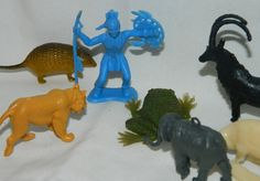 Hey, I found this really awesome Etsy listing at https://www.etsy.com/listing/192835049/vintage-miniature-figures-indian
