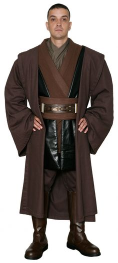 www.jedirobeamerica.com 86,644,star_wars___replica_costumes.anakin_skywalker_costumes.Star_Wars_Anakin_Skywalker_Jedi_Knight_Costume___Body_Tunic_with_Replica_Dark_Brown_Jedi_Robe.html