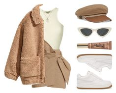 """Melted"" by baludna ❤ liked on Polyvore featuring Yeezy by Kanye West, Étoile Isabel Marant, Le Specs, H&M, Chanel and NIKE"
