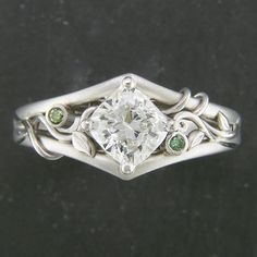 Unique Engagement Ring 02