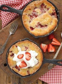 These Are The Strawberry Recipes You've Been Waiting For