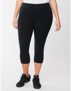 Women's Plus Active by Old Navy Compression Capris | Old Navy -- I ...