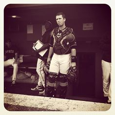 SAN FRANCISCO, CA - JULY Buster Posey of the San Francisco Giants sits in the dugout during the game against the Cincinnati Reds at AT&T Park on Wednesday, July 2016 in San Francisco, California. Bull Durham, Giants Baseball, Buster Posey, G Man, Spring Training, Los Angeles Dodgers, San Francisco Giants, Major League, Best Games