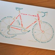 Bike parts bike #bikeracesigns