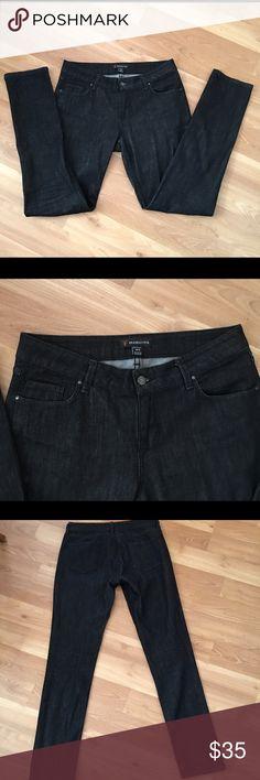 Franklin Fox men's skinny black size 30x32 Soft men's skinny jeans in black color ,98% cotton,2%elastane. In very good used condition. Item location. Bin #01 franklin Fox Jeans Skinny