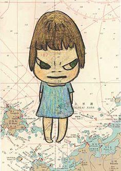 奈良美智娃娃 - Yahoo 圖片搜尋結果