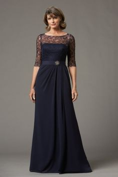 Collection 20 Dress 72571 | Watters.com - love to see my mama in a stunner like this