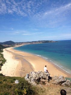 Playa de Noja. Cantabria