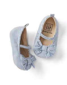 Bow Baby Ballet Flats