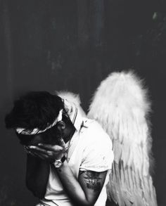 Angel:) I love this photo of Harry. i feel like it portrays his personality. @Harpreet Singh Styles