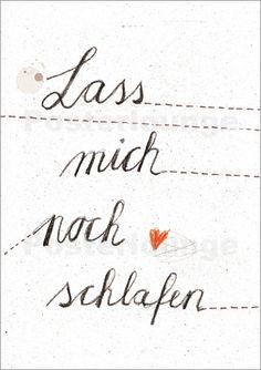 """Bild von Sabrina Alles Deins - """"LASS MICH NOCH SCHLAFEN"""""""