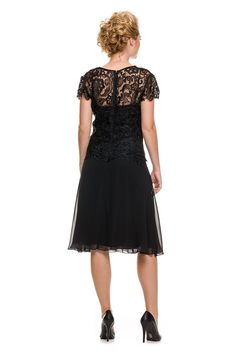 Simply Modest Short Sleeve Formal Dress Sale
