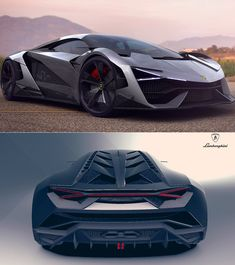 Lamborghini Trono is a Futuristic All-Electric Hypercar with a Terzo Millennio-Inspired Design Lamborghini Concept, Lamborghini Cars, Car Iphone Wallpaper, Street Racing Cars, New Luxury Cars, Fast Sports Cars, Futuristic Cars, Sweet Cars, Expensive Cars