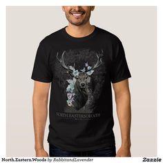 North.Eastern.Woods Tee Shirt