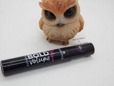 Essence Cosmetics, Volume Mascara, Owl, Make Up, Bird, Owls, Birds, Makeup, Beauty Makeup