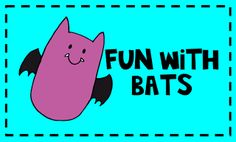 Fun with Bats:  FREE Bat facts mini book plus other bat-themed resources.