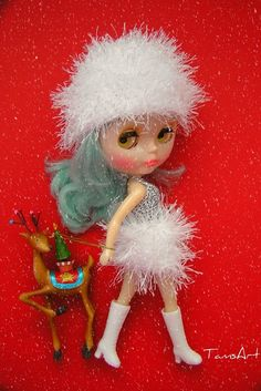 Christmas ~ Blythe for Xmas