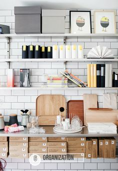 Home Organization | We Heart Home