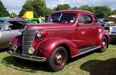 1938 Chevrolet Master Business Coupe Straight-Six Cylinder Engine Vintage Cars, Antique Cars, Vintage Auto, Chevrolet Impala, Chevy, Old Trucks, Car Car, Car Show, Old Cars