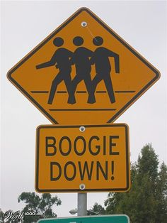 boogie down!