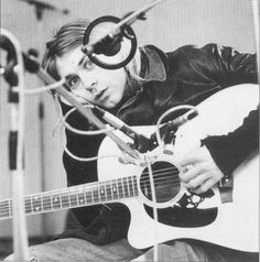 Kurt Cobain was outspokenly against sexism, machismo, homophobia and racism.