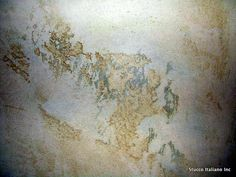italian plaster method to age walls Faux Walls, Textured Walls, Venetian Plaster Walls, Polished Plaster, Tadelakt, Faux Painting, Wall Finishes, Painted Paper, Wall Treatments